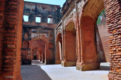 Ruins of Residency Royalty Free Stock Image
