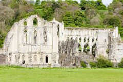 Ruins of Rievaulx Abbey Royalty Free Stock Image