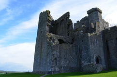 Ruins of Rock of Cashel Royalty Free Stock Photography