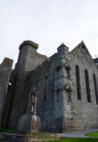 Ruins of The Rock of Cashel Royalty Free Stock Photo