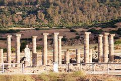 Ruins Roman of Stock Photos