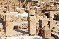 Ruins Roman of Stock Image