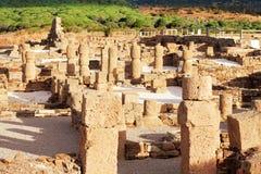 Ruins Roman of Stock Photography
