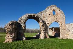 Ruins of Centcelles Royalty Free Stock Images