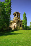 Ruins of Roman temple Royalty Free Stock Photo