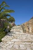 Ruins of Roman villa Royalty Free Stock Image