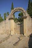 Ruins of Roman villas Royalty Free Stock Image