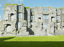 Ruins of Roscommon Castle Royalty Free Stock Photos