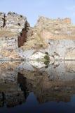 Ruins of Rumkale Royalty Free Stock Image