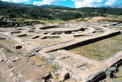 Ruins of Sacsayhuamán, Peru Stock Images