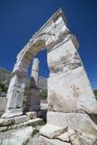 Ruins of Sagalassos in Isparta, Turkey Royalty Free Stock Photo