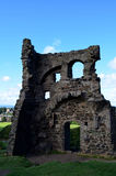 Ruins of Saint Anthony`s Chapel Stock Photos