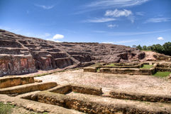 Ruins in Samaipata Stock Image