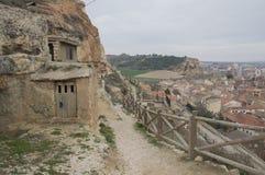 Ruins in San Esteban de Gormaz Royalty Free Stock Photos
