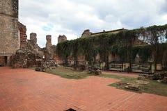 Ruins of San Francisco Royalty Free Stock Photos