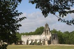 Ruins of San Juan church Royalty Free Stock Photos