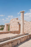 Ruins of the Sanctuary of Apollo Hylates Stock Photography