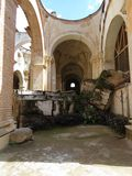 Ruins Stock Image