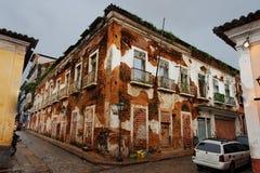Ruins in Sao Luis do Maranhao Stock Photo