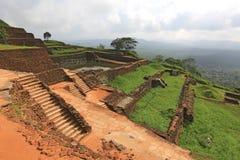 Ruins of Sigiriya Stock Photos