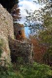 Ruins, Sky, Wall, Rock Stock Photography