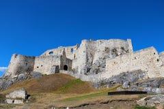 Spis Castle Spissky hrad, Slovakia Stock Photos