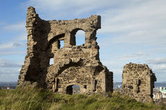Ruins of St. Anthony's Chapel Stock Photography
