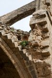 Ruins of St George of the Greeks Church Stock Photos