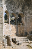 Ruins of the St. Nicholas church, Turkey Royalty Free Stock Images