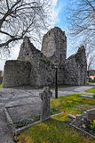 Ruins of St. Olof's Church in Sigtuna Stock Photos