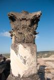 Ruins in Susita national park Stock Image
