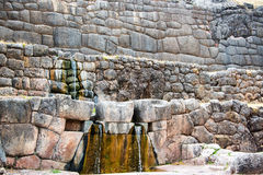 Ruins of Tambomachay near Cuzco, Peru Stock Photo