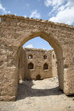Ruins in Tanuf Oman. Image of historic ruins in the town Tanuf in Sultanate Oman, middle east Stock Photos