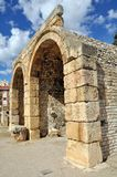Ruins in Tarragona, Spain Royalty Free Stock Photography