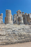 Ruins Temple of Apollo Royalty Free Stock Photography