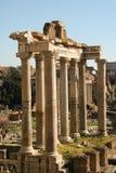 Ruins of a temple Stock Photos