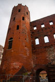 Ruins in Torino Stock Photography