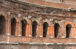 The ruins of Trajan's Market Stock Photos