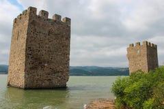 The Ruins of Trikule Citadel Stock Image