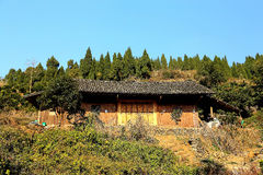 The ruins of Tujia Chieftain City in China. The ruins of Tujia Chieftain City in Hunan Province, China. The ancient capital city of Sijhou Toast dynasty stock images