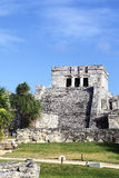 Ruins of Tulum Royalty Free Stock Images