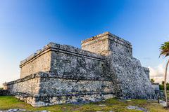 Ruins of Tulum Royalty Free Stock Image
