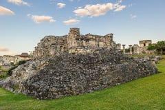 Ruins of Tulum Stock Photo