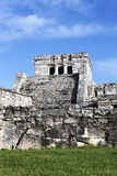 Ruins of Tulum, Mexico Royalty Free Stock Images