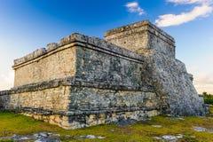 Ruins of Tulum Royalty Free Stock Photo