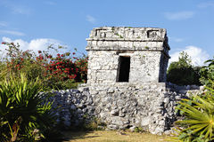 Ruins under the sun Royalty Free Stock Images