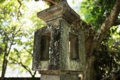Ruins of a Wall Royalty Free Stock Image