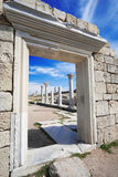 Ruins2 Стоковое фото RF