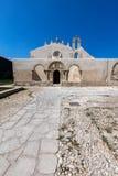 Ruiny średniowieczny Anglonormański kościół San Giovanni Zdjęcie Royalty Free