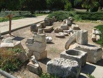 Ruiny świątynia Ammon Zeus Zdjęcie Royalty Free